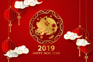 LUNAR NEW YEAR HOLIDAYS