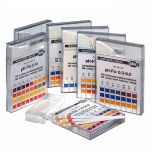 Macherey-Nagel (MN) pH Test Strips 92110