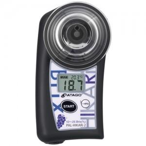 ATAGO - Pocket IR Brix Meter PAL-HIKARi 2(Grapes)
