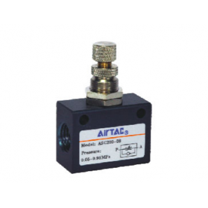AirTAC - Manually / Mechanically Actuated Valves and Other Valves, ASC Series