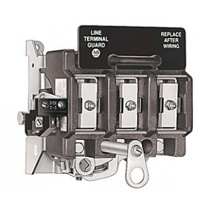 Allen-Bradley - 1494R Variable-depth Door-mounted Rotary Disconnect Switches