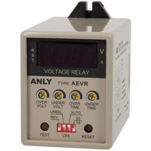 Multi-Function-able Digital Voltage Controller, AEVR