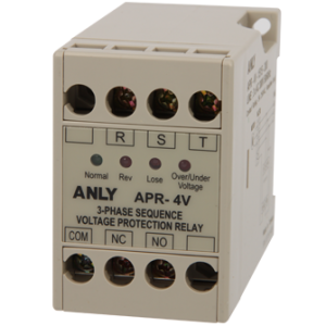 3-Phase Sequence Voltage protection Relay, APR-4V
