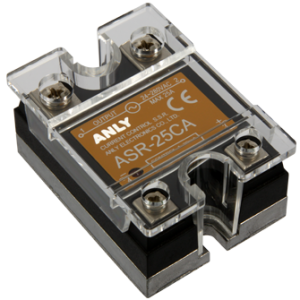 Single Phase & Variable, ASR-25CA/ASR-25CA-H