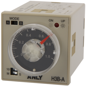 Multi-Range Analogue Timer, H3B