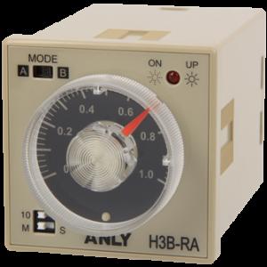 Wide Voltage Multi-Range Analogue Timer, H3B-RA