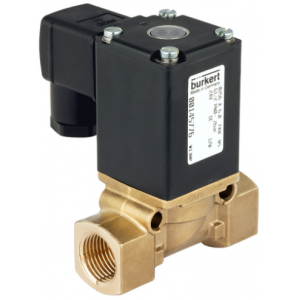 2/2 way direct acting solenoid valve, Type 0256