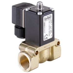 Piston valve 2/2 way servo-assisted, Type 0400