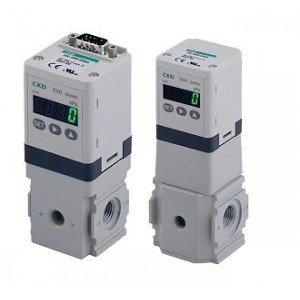 CKD - Digital electro pneumatic regulator, EVD