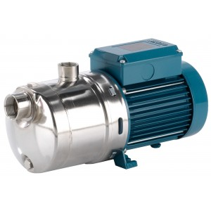 Horizontal Multi-Stage Close Coupled Pumps in stainless steel