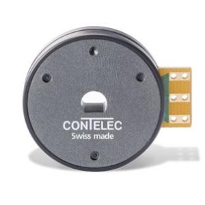 Contelec - Potentiometer conductive plastic rotative, WAL300