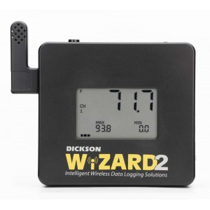 Dickson - Wireless Temperature Data Logger, WT320
