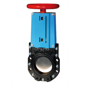END Automation - Knife Gate Valves, Bidirectional, WGEB-GG-EPDM-080/MW