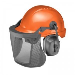 Elvex - PROGUARD™ LOGGER SYSTEM COMBINES HEAD, FACE AND HEARING PROTECTION NON-VENTED, CU-60-R