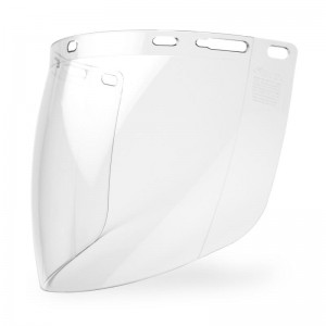 Elvex - CLEAR ANTI-FOG MOLDED ASPHERICAL POLYCARBONATE FACE SHIELD, FS-16PCAF