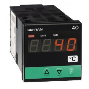 Gefran - 40T48 Indicator/Alarm Unit