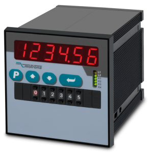 Motrona - Master / Slave Synchronizers with 4 Relays, BY641