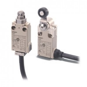 Omron - Small Safety Limit Switch, D4F