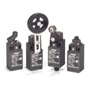 Omron - Safety Limit Switch, D4N