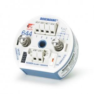 Rosemount - 644 Temperature Transmitter