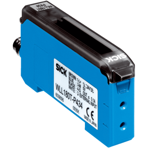 SICK - Fiber-optic sensors, WLL180T-P432