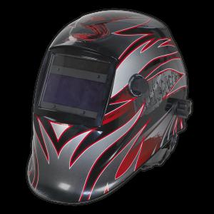 Sealey - Welding Helmet Auto Darkening Shade 9-13, PWH600