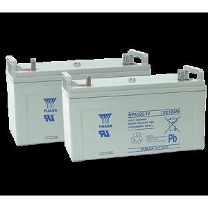 YUASA Battery - Industry batteries, NPA Type