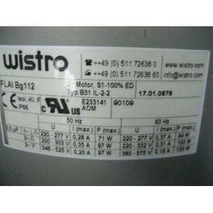 Wistro, Fan, BG112