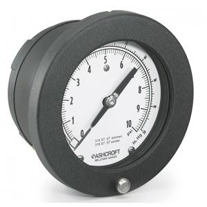 Ashcroft - 1187 Low Pressure Bellows Gauge