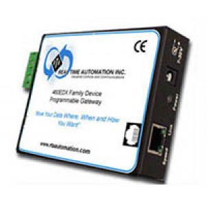 460MMBS Modbus RTU to BACnet/IP Converter, Kessler-Ellis
