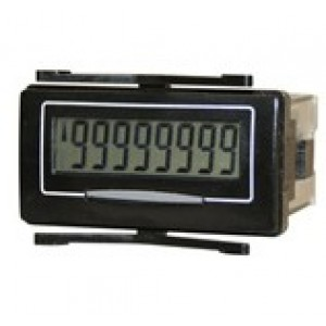 Trumeter 7111HV self powered LCD electronic counter with high voltage input