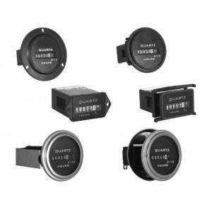 Trumeter 722 Series Totally Sealed AC Hour Meter