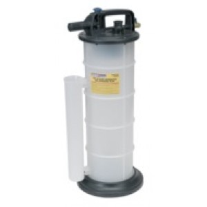 Air Operated 9ltr Vacuum Oil & Fluid Extractor, TP6903
