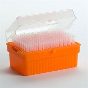 Pipette Tips 200ul Racked Pre-Sterilized, BioPointe Scientific