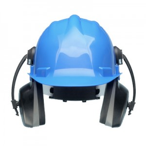 Elvex Ear Muffs for Safety Helmet, HM-2093