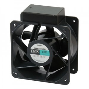 Oriental motor - 7.09 in. (180 mm) Long Life AC Axial Fan, MRE18-BH