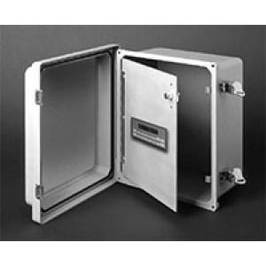 MS827 NEMA 4X/IP65 Enclosure with Instrument Panel Option