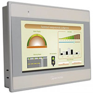 MT8100iE Human Machine Interface, Kessler-Ellis