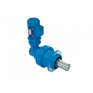 Rossi - Planetary gear reducer and gearmotors (in line and bevel)