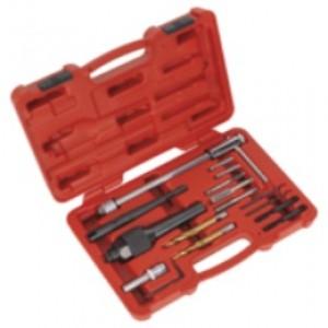 Damaged Glow Plug Removal Set, 1/4NF28, M8 x 1mm, M10 x 1mm, SX0408