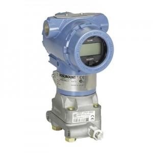 Rosemount Pressure Transmitter, 3051