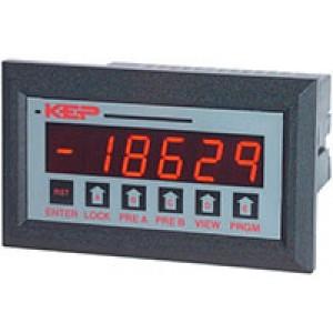 DRT Two Separate Ratemeters, Totalizers, Kessler-Ellis