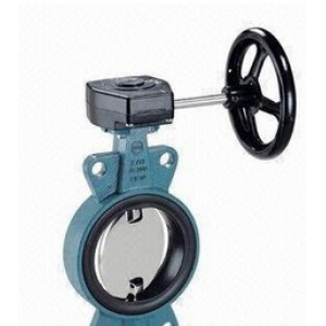 Manual Wafer Butterfly Valves