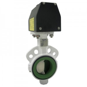 Keystone Thin Disc Butterfly Valve, F990