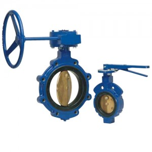 Resilient Seated Butterfly Valve, Keystone, F221