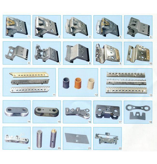 Pin Clip, Holder, Chain for Monforts, Fongs Stenter HN-030